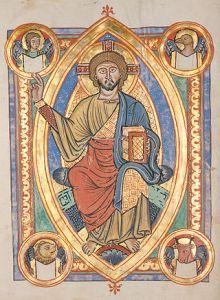 cristo in maestà