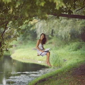 La-donna-immersa-nella-sua-natura